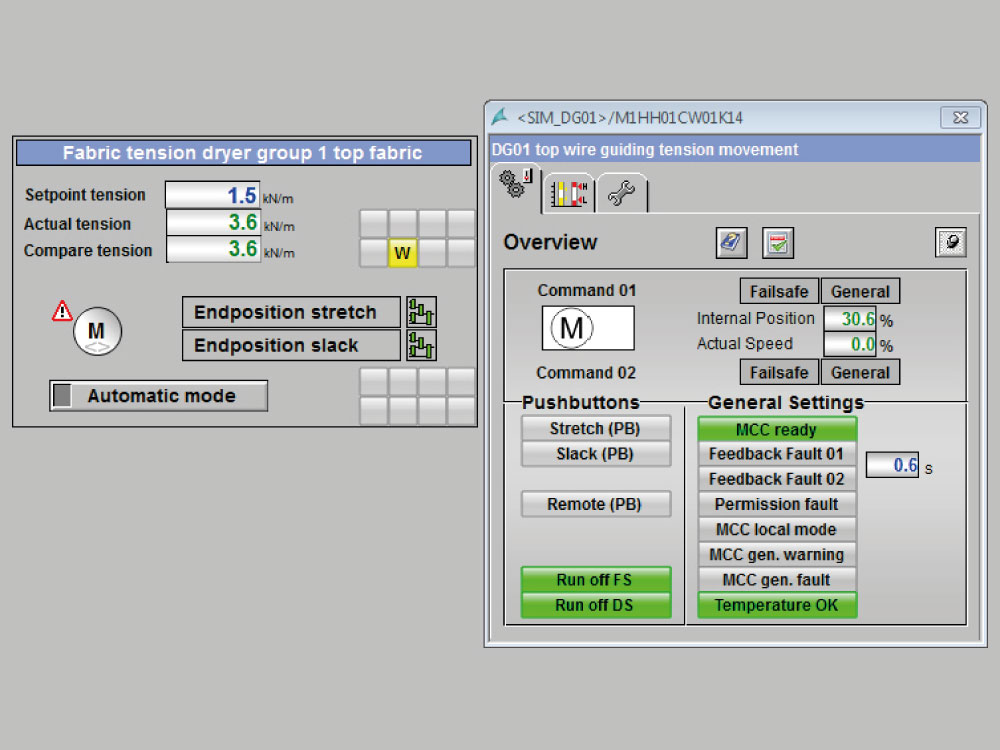 STP-Controls GmbH - process simulation
